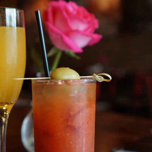 brunch drinks
